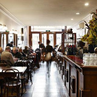 Een foto van restaurant The European