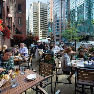 A photo of Jack Astor's - Toronto (Front St.) restaurant