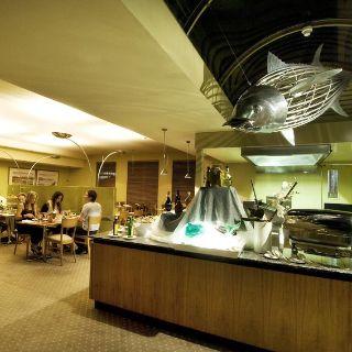 A photo of Beef & Seafood Grill - Salamanca Inn restaurant
