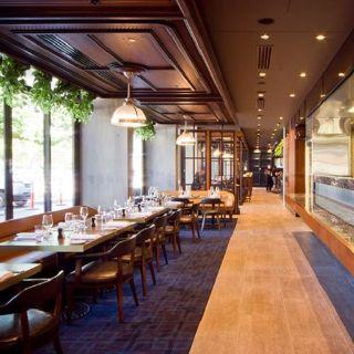 A photo of Marble & Grain restaurant