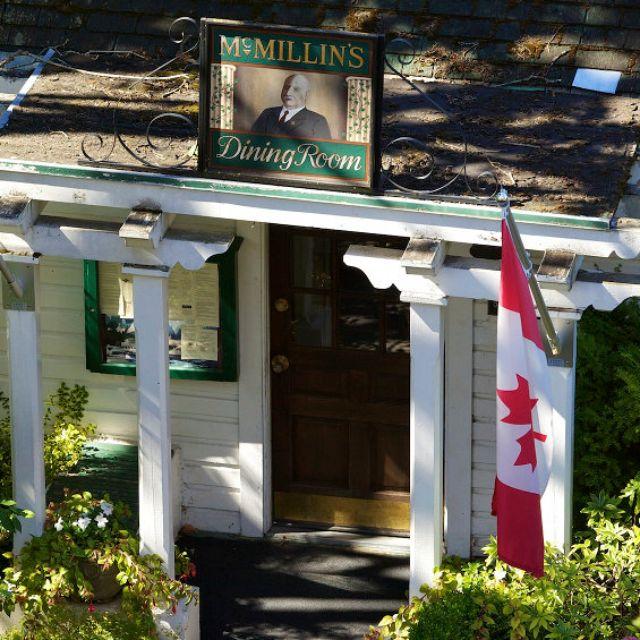 Mcmillin S Dining Room Restaurant Friday Harbor Wa Opentable