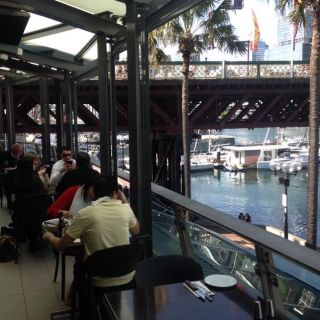 A photo of Hurricane's Grill - Darling Harbour restaurant