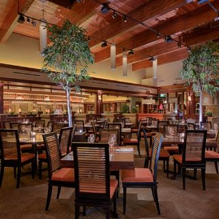 A photo of Seasons 52 - Bridgewater restaurant
