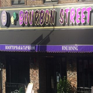 A photo of Bourbon Street restaurant