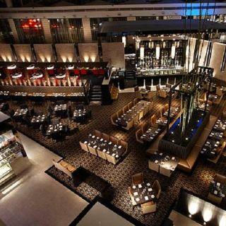 A photo of Atrium Buffet restaurant