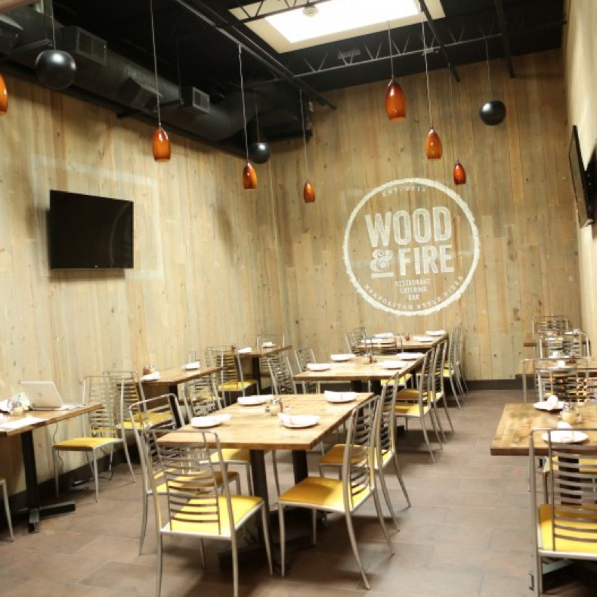 Wood & Fire Restaurant - Pleasantville, NY | OpenTable