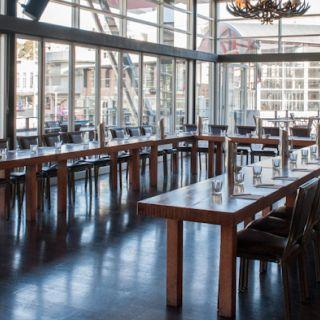 A photo of The Bavarian Entertainment Quarter restaurant