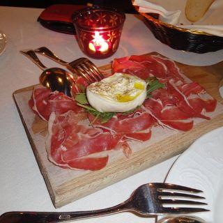 A photo of La Zingara restaurant