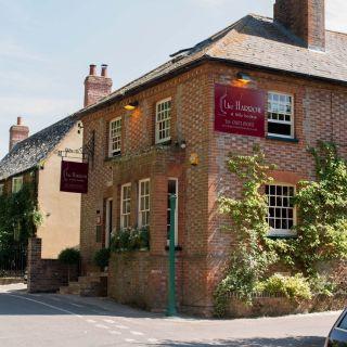 A photo of The Harrow at Little Bedwyn restaurant