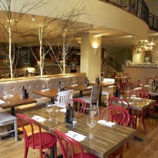 A photo of Zizzi - Nottingham restaurant