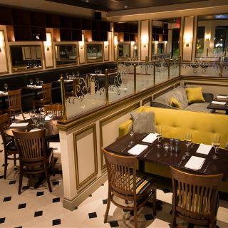 A photo of The Parisian Restaurant & Wine bar restaurant