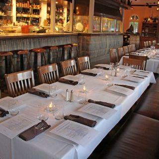 A photo of B&V Whiskey Bar & Grille restaurant