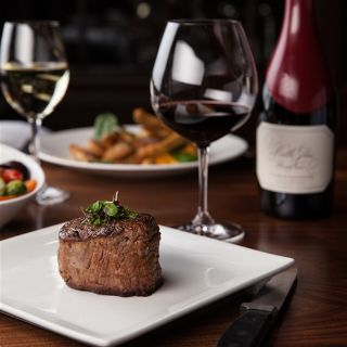A photo of Spencer's For Steaks and Chops restaurant