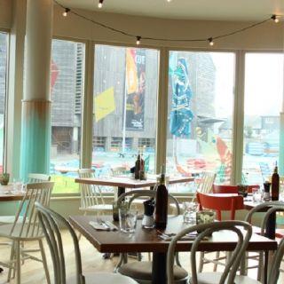 A photo of Zizzi - Falmouth restaurant