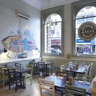 A photo of Zizzi - Cardiff restaurant
