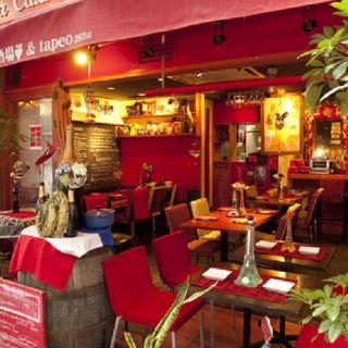 A photo of Osteria Casa Yoshida Pasta Bar restaurant