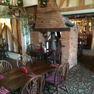 A photo of The Fox Inn restaurant
