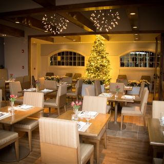 A photo of Woodnotes Grille at Emerson Resort & Spa restaurant