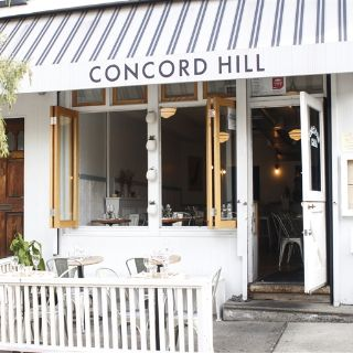 A photo of Concord Hill restaurant