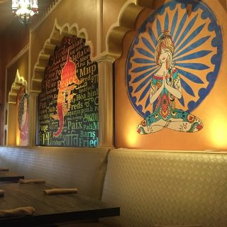 A photo of Flavor of India - Studio City restaurant