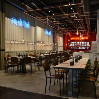 A photo of eatDOORI Kaiserstraße restaurant