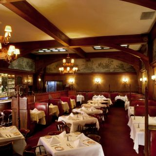 A photo of Musso & Frank Grill restaurant