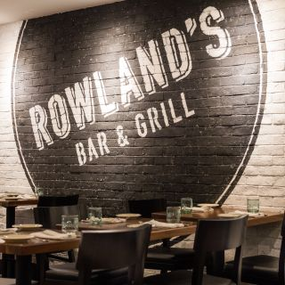 A photo of Rowland's Bar & Grill restaurant
