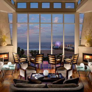 A photo of Ocean and Vine at Loews Santa Monica Beach Hotel restaurant