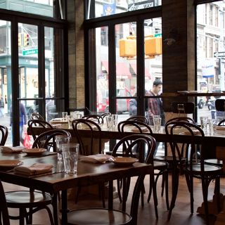 Foto von Coco & Cru Restaurant