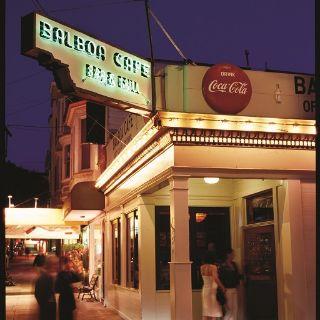 A photo of Balboa Cafe - SF restaurant