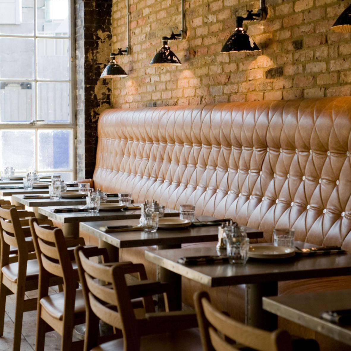 Pizza East Shoreditch Restaurant London Opentable
