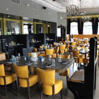 A photo of True BBQ & Whiskey Bar restaurant
