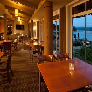 A photo of The Restaurant at Alderbrook restaurant