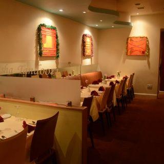 A photo of Asha Tandoori restaurant