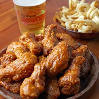 A photo of Hooters St. Pete restaurant