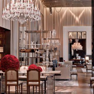 Grand Salon & Bar at Baccarat Hotel New Yorkの写真