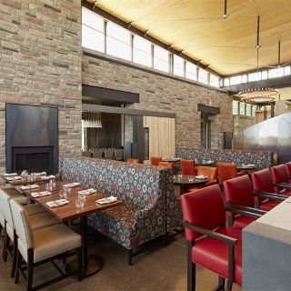 A photo of The Restaurant at Redstone restaurant