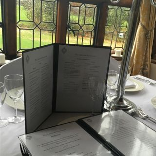 A photo of Haslington Hall restaurant