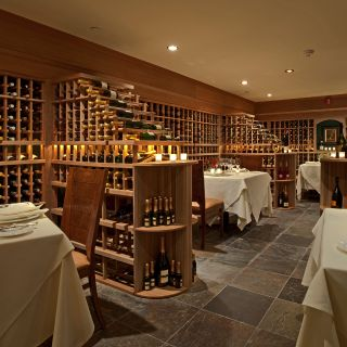 A photo of 1865 Wine Cellar at Mountain View Grand Resort & Spa restaurant