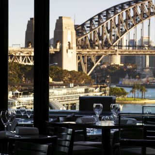A photo of Cafe Sydney restaurant