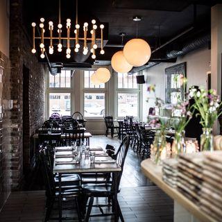 A photo of Rye restaurant