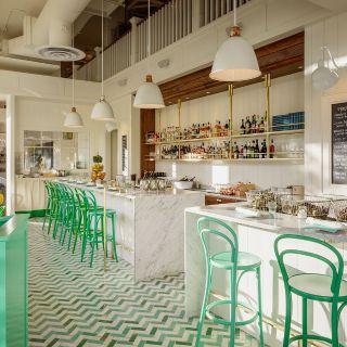 A photo of Bar Melusine restaurant