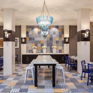 A photo of Social Bar & Kitchen - Sheraton Charlotte restaurant