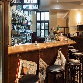 Foto von Cafe Puck Restaurant