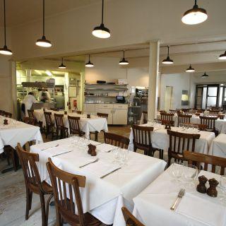 A photo of St. John restaurant