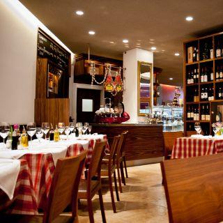 Een foto van restaurant Vino e Gusto