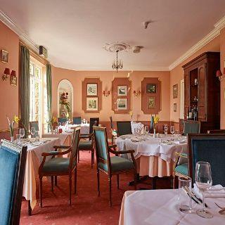 A photo of Corse Lawn House Restaurant restaurant