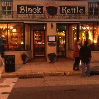 A photo of Black Kettle restaurant