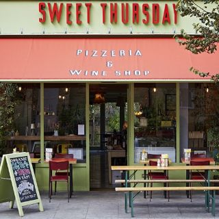 A photo of Sweet Thursday restaurant