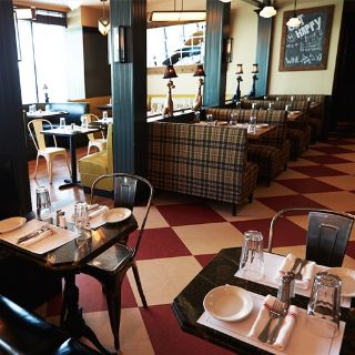A photo of Jack Austin's restaurant